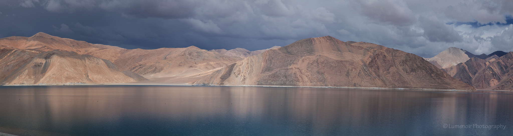 Traveling to Pangong Lake